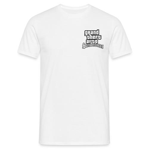 GTA San Andreas - Männer T-Shirt