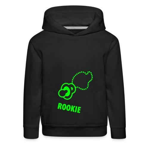ROOKIE - Kinder Premium Hoodie