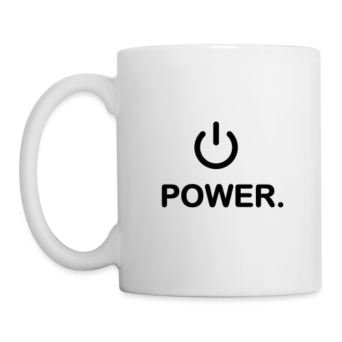 Power Mug - Mok