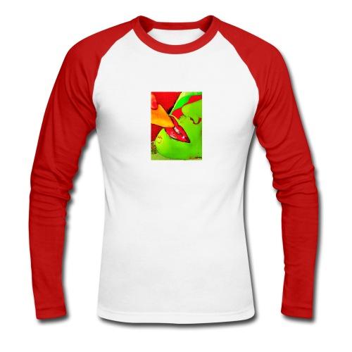 Verführung - Männer Baseballshirt langarm