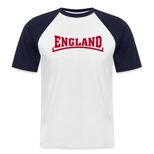 England - Men's Baseball T-Shirt