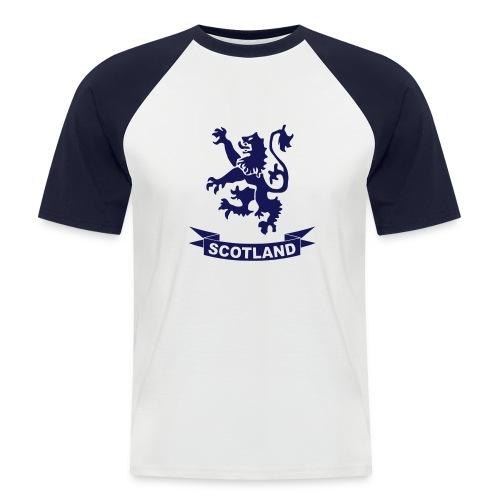 Scotland - Men's Baseball T-Shirt