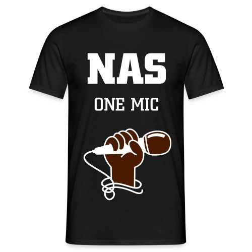 One Mic - Men's T-Shirt