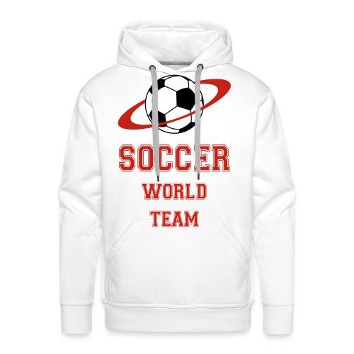 soccer - Men's Premium Hoodie