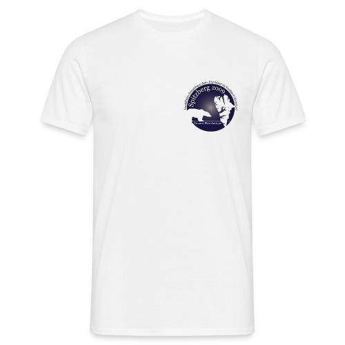 T-shirt Homme Spitzberg 2009 - T-shirt Homme