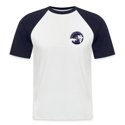 T-shirt Homme Spitzberg 2009 - T-shirt baseball manches courtes Homme