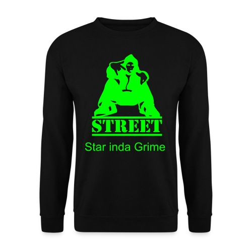 Star Indah Grime  - Men's Sweatshirt