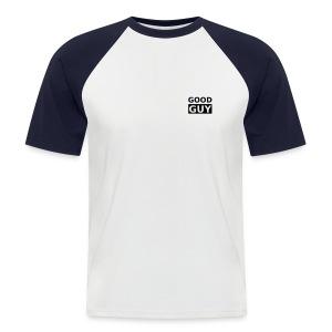 Good guy - Männer Baseball-T-Shirt