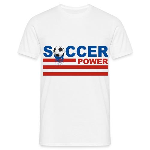 usa soccer - Men's T-Shirt