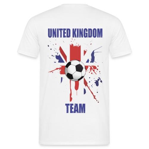 united kingdom - Men's T-Shirt