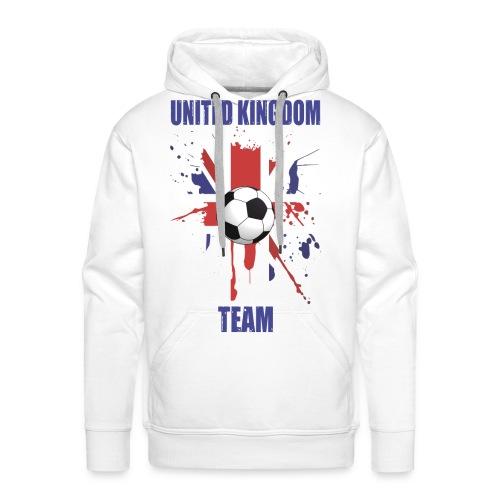united kingdom - Men's Premium Hoodie