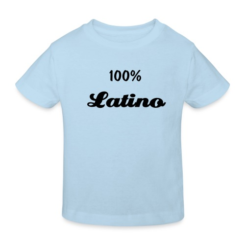 bebe latino - Kinder Bio-T-Shirt