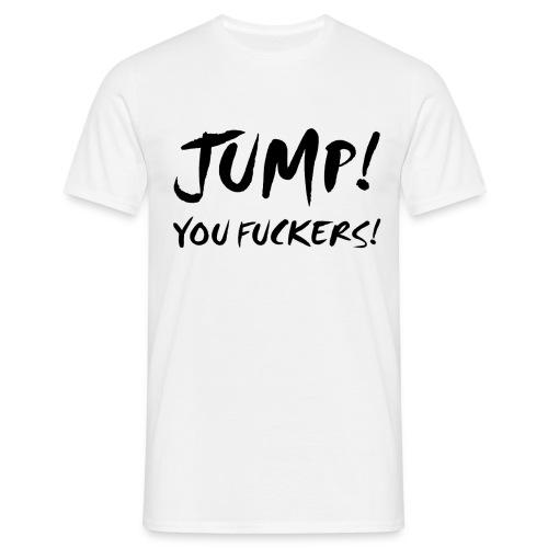 JUMP! - Männer T-Shirt