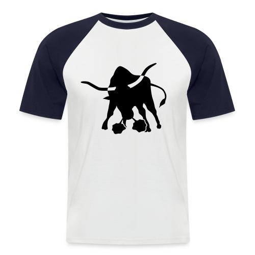 Bulls Shirt - Männer Baseball-T-Shirt