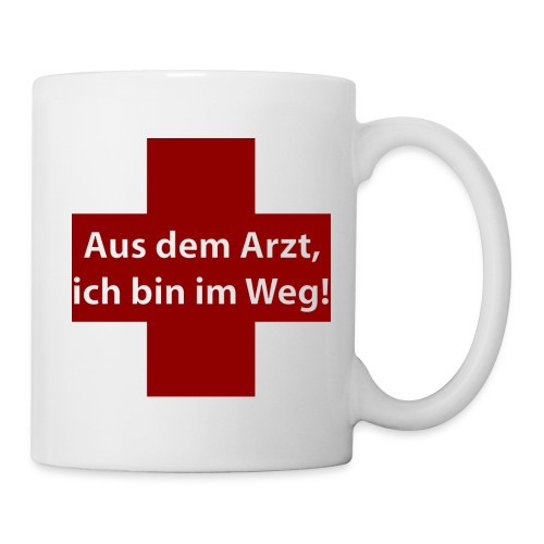 Kaffe oder Tee? - Tasse