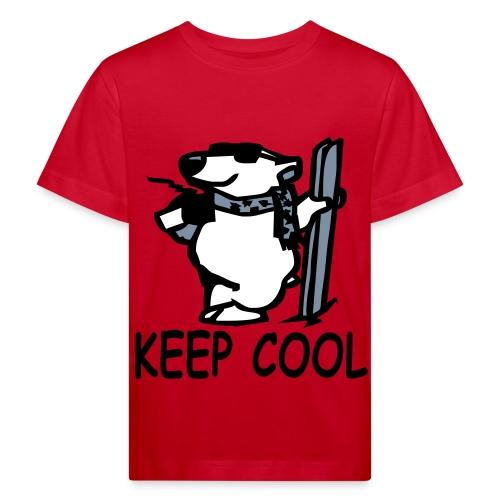 Cool - Kinder Bio-T-Shirt