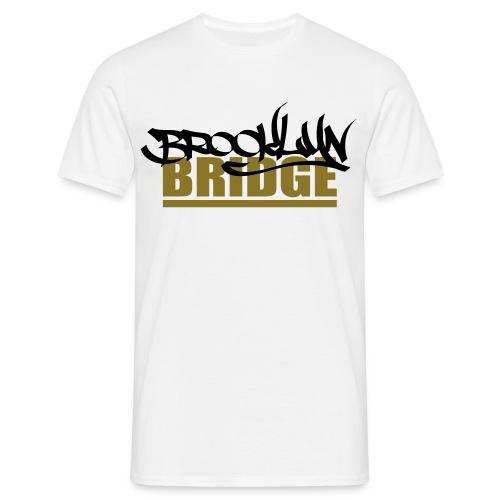 Brooklyn bridge - T-shirt Homme