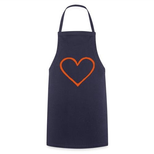 Coeur 01 - Tablier de cuisine