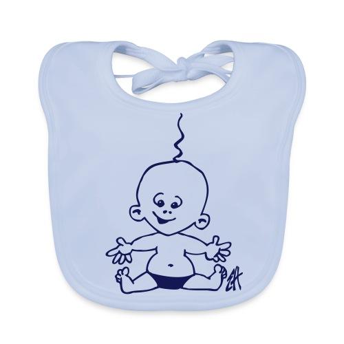 Baberito BEBE - Babero ecológico bebé