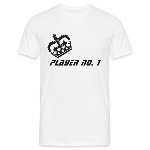 Player Number 1 - Men's T-Shirt