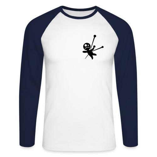 Camiseta Voodoo Beisbol B/A - Raglán manga larga hombre