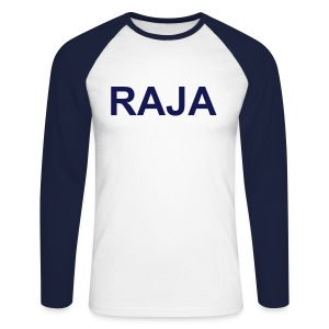 raja005 - Men's Long Sleeve Baseball T-Shirt