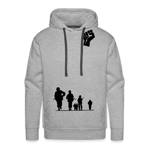 Strijdkrachten - Mannen Premium hoodie