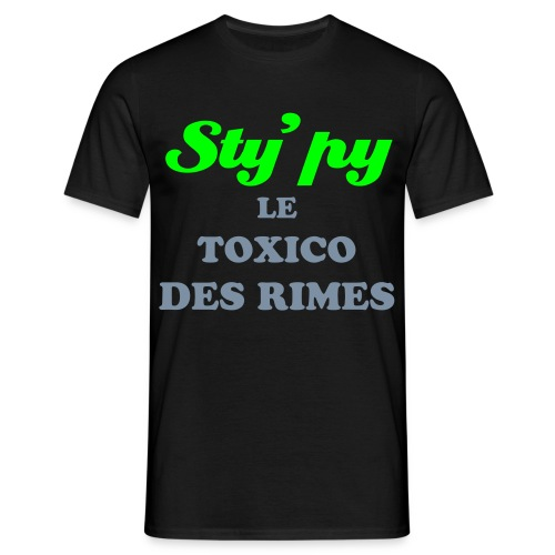 Stypy Two - T-shirt Homme