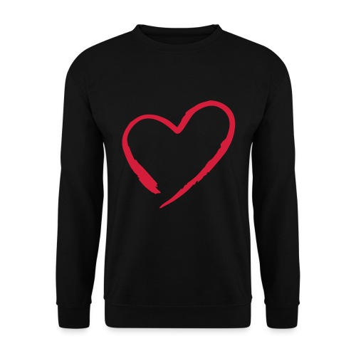 Heart - Men's Sweatshirt