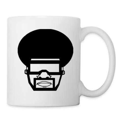 afro man mug - Mug