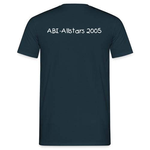 ABI-Allstars 2005 - Männer T-Shirt