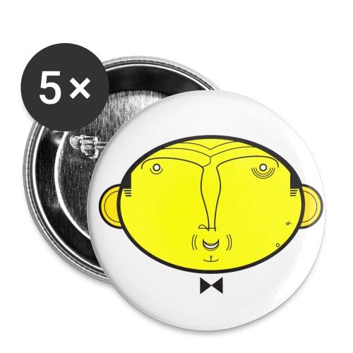 EGGMAN - Buttons klein 25 mm