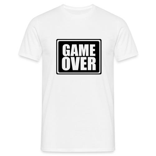 Game Over - T-shirt herr