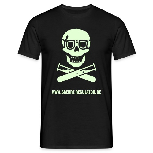Chemical Death - Männer T-Shirt