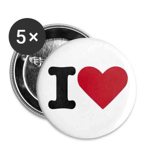 Badge Ecj - Badge grand 56 mm