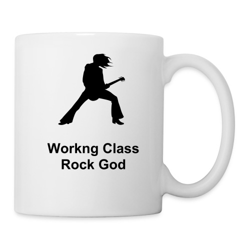 Working Cass Rock God - Mug