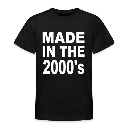 Klassisk barn-T-shirt - T-shirt tonåring