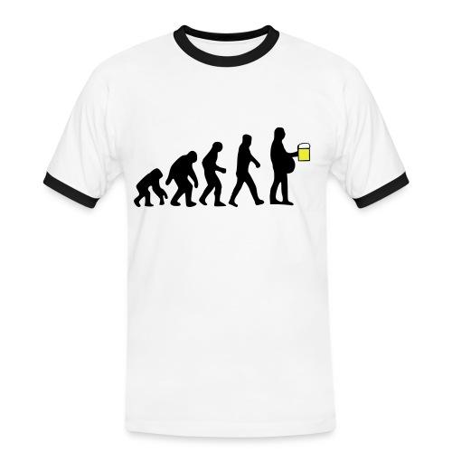 Kontrasttröja herr - Kontrast-T-shirt herr