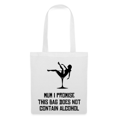 alcohol bag - Tote Bag