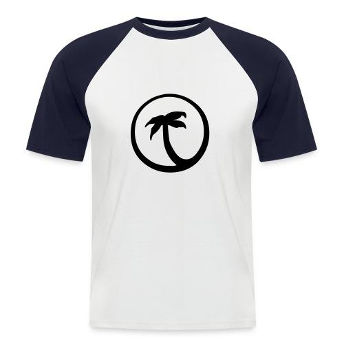 Palmen T-Shirt - Männer Baseball-T-Shirt
