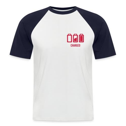 Charged T Shirt - Men's Baseball T-Shirt