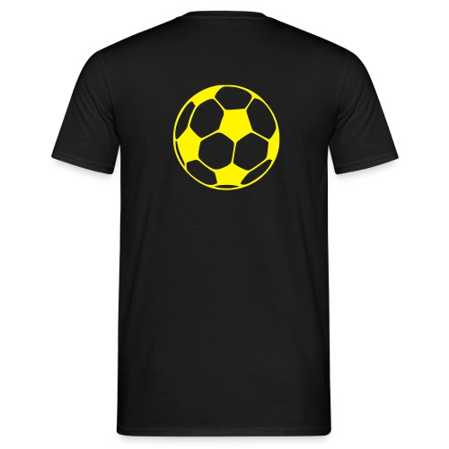 Fotball T-shirt - Men's T-Shirt