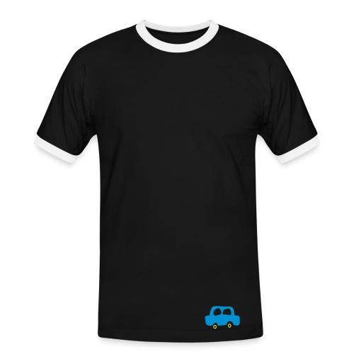 ToY T-Shirt ContrasT - Men's Ringer Shirt