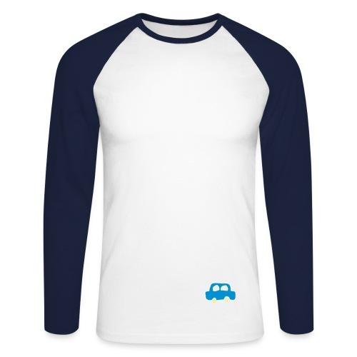 ToY RaglaN - Men's Long Sleeve Baseball T-Shirt