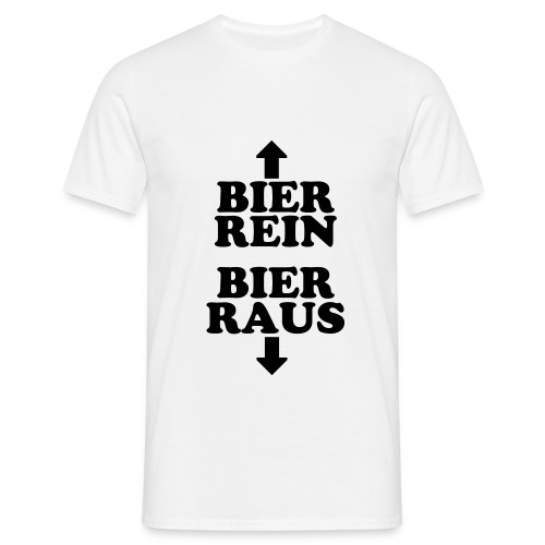 lejs - Herre-T-shirt