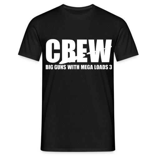 N P porncrew - Herre-T-shirt