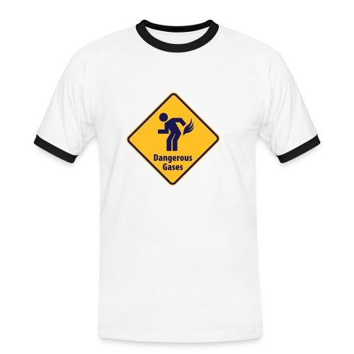 Danger Tee (Mens) - Men's Ringer Shirt