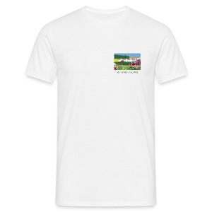 Macavity's Garden - small image - Men's T-Shirt
