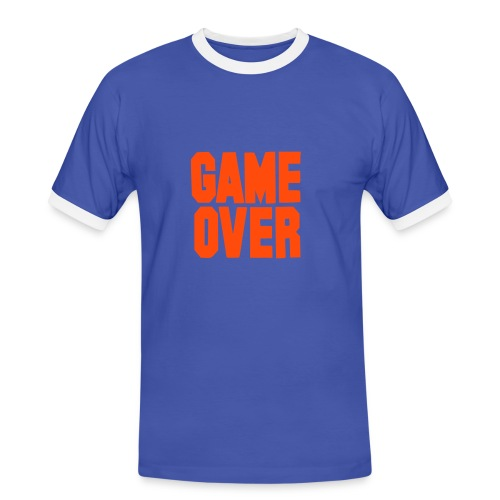 gameover - Men's Ringer Shirt
