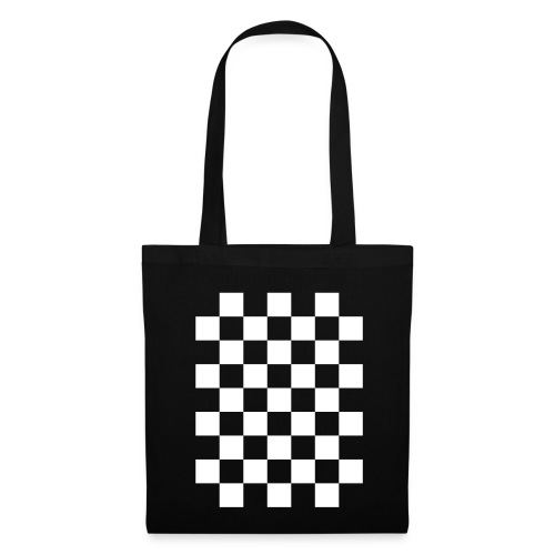 Checkerboard Republic bag - Tote Bag